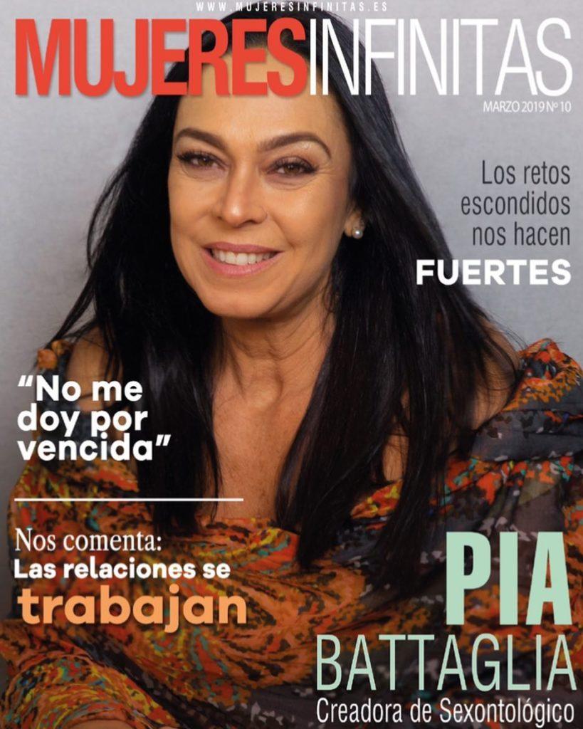 Pia Battaglia - Mujeres Infinitas