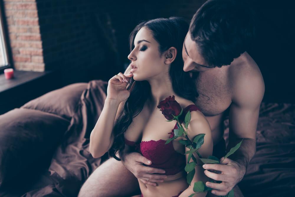 Las flores como instrumento de cortejo